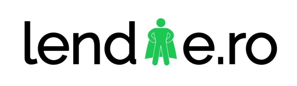 LendHero - Logo - Black/Green